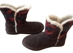 American Eagle Outfitters Aztec multi Boots