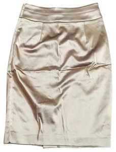 bebe Skirt Champage gold