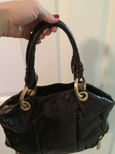 Maxx New York Tote in Black Gold