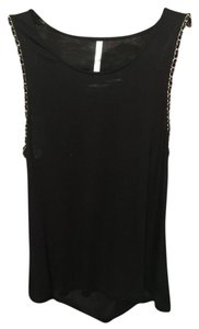 Younique Clothing Camisole Popular Trend Club Wear Top Black
