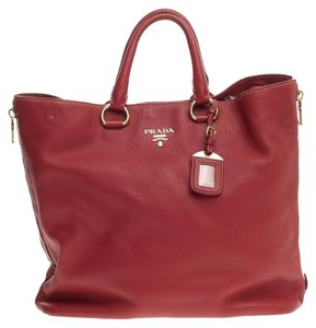 prada red nylon bag - Prada Bags on Sale - Up to 70% off at Tradesy