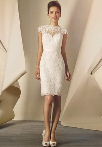 Alfred Angelo 2428 Wedding Dress