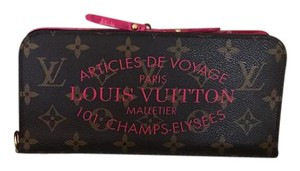 Louis Vuitton Louis Vuitton Monogram Ikat Rose Indian Insolite LE