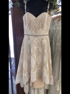 Alfred Angelo 8535 Wedding Dress