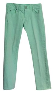 Lilly Pulitzer Straight Pants Lime green