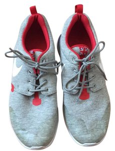 Nike Grey/white/red/blue Athletic