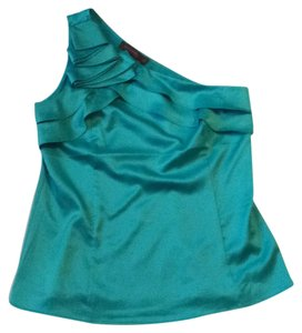 The Limited Top Teal