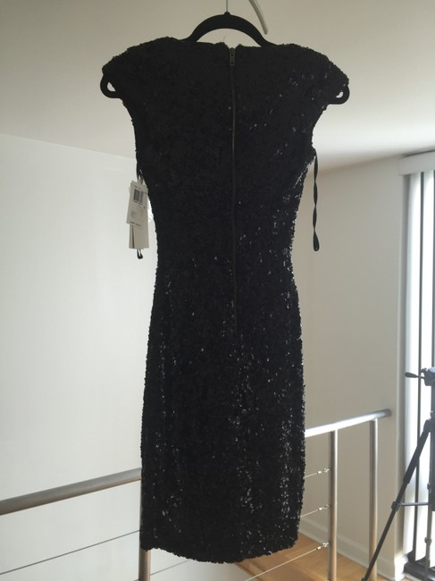 French Connection Sequin Sparkly Sexy Dress Image 3