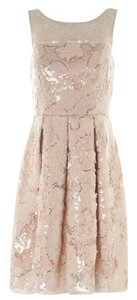 Anthropologie Sequin Sequin Dress