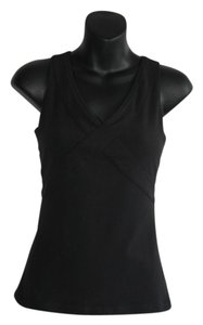 Lululemon black wrap top