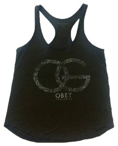 OBEY Top Grey