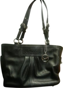 Coach Leather Face Shoulder Bag