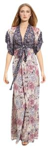Floral print, rare combo Maxi Dress by Winter Kate