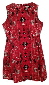 Eva Mendes New York & Company short dress Red on Tradesy