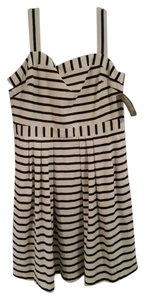 Eva Mendes New York & Company short dress Striped on Tradesy