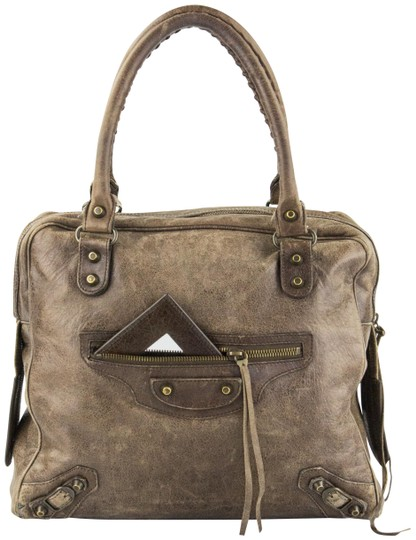 Balenciaga Satchel in Brown