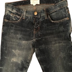 Current/Elliott Current Elliot Star Straight Leg Jeans