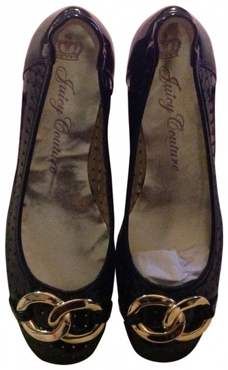 Preload https://item1.tradesy.com/images/juicy-couture-black-style-j150711-patent-gold-rings-flats-size-us-85-190190-0-0.jpg?width=440&height=440