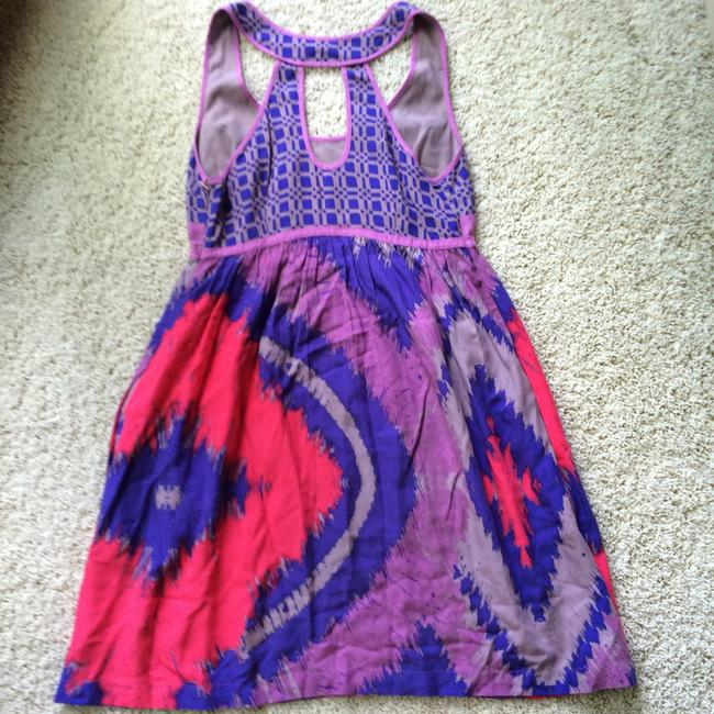 Anthropologie short dress Purple on Tradesy Image 4