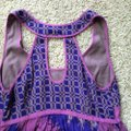 Anthropologie short dress Purple on Tradesy Image 5
