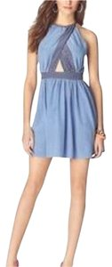 Juicy Couture short dress Blues on Tradesy