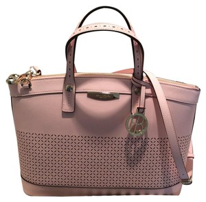 Henri Bendel New With Tags West 57th Satchel in Pink
