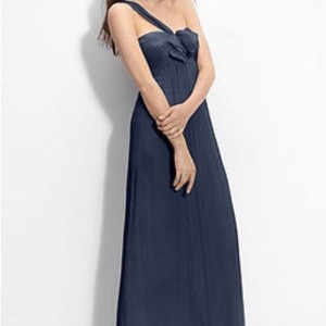 Amsale French Blue Dress