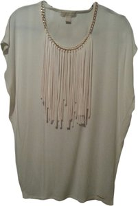 Michael Kors Shirt Top Ivory