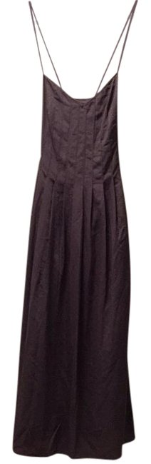 Item - Grey 15755 Mid-length Casual Maxi Dress Size 0 (XS)