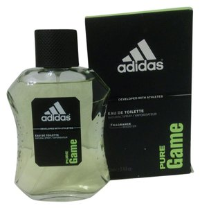 adidas Pure Game 3.4 oz Cologne By Adidas for Men