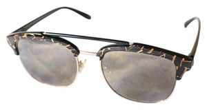 Urban Outfitters Plastic and Metal Aviator Sunglasses