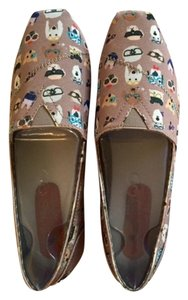 Skechers Bobs For Dogs Pup Memory Foam taupe Flats