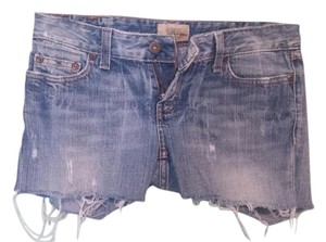 BKE Shorts blue