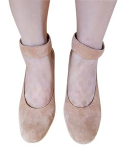 Chloé Blush Pumps