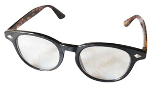 Urban Outfitters Tortoise Shell Clear Glasses