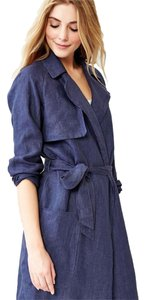 Gap Linen Linen Trench Coat