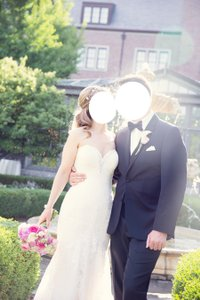 MADISON JAMES Madison James Wedding Dress Wedding Dress