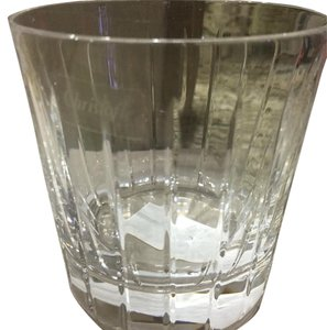 Christofle Two double old fashioned tumbler