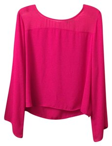 Vince Camuto Top Hot pink