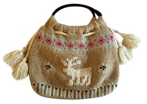 Abercrombie & Fitch Knit Hobo Bag