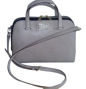 Kate Spade Satchel in putty