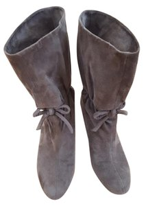 Kate Spade Gray Boots