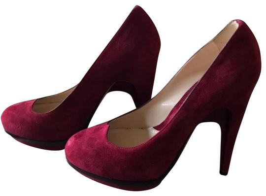 Preload https://img-static.tradesy.com/item/19023865/fendi-burgundy-decollete-camoscio-bordeaux-platforms-size-us-10-regular-m-b-0-5-540-540.jpg