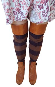 Anthropologie brown Boots