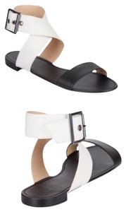 Vince Camuto Black & White Sandals