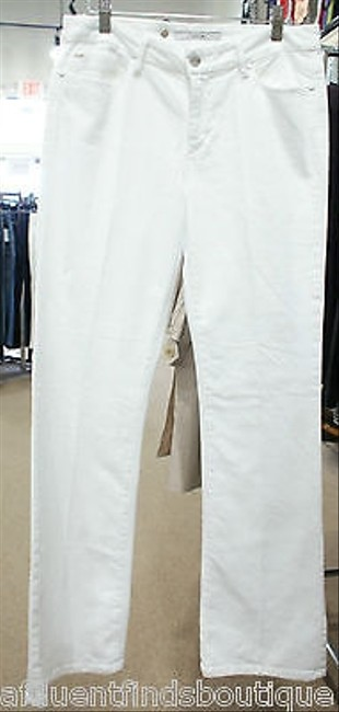 JOE'S Jeans Jenny Muse Fitboot White Boot Cut Jeans