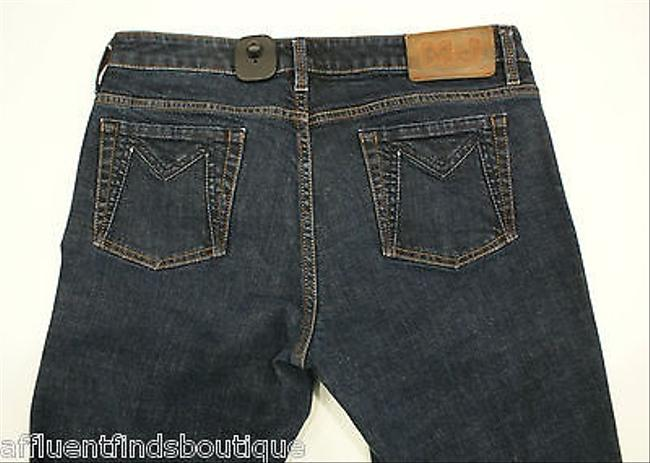 Marc by Marc Jacobs Patti Stretch Mid Rise Straight Leg Jeans