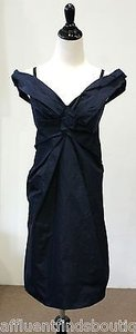 Marc Jacobs short dress Blue Dark on Tradesy