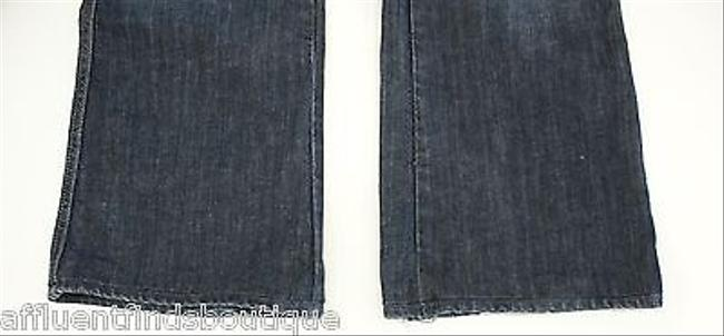 7 For All Mankind Pocket Studded Style Flare Leg Jeans