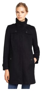 Burberry London Wool Cashmere Trench Coat